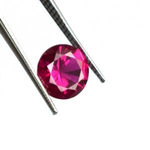 Jewelry - 1.60 Ct Natural Mozambique Red Ruby vvs1